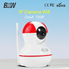 Wireless HD 1.0MP Pan/Tilt Night Vision Audio Recording TF Card Slot Onvif Security Indoor Surveillance IP Camera Wifi