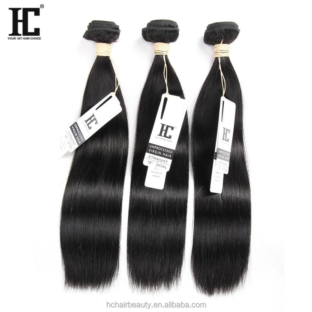 100 peruvian virgin remy human hair best quality natural hair weave from xuchang hair factory