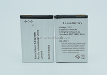 OEM li-ion battery rechargeable replacement battery mobile phone battery for nokia bl-4C