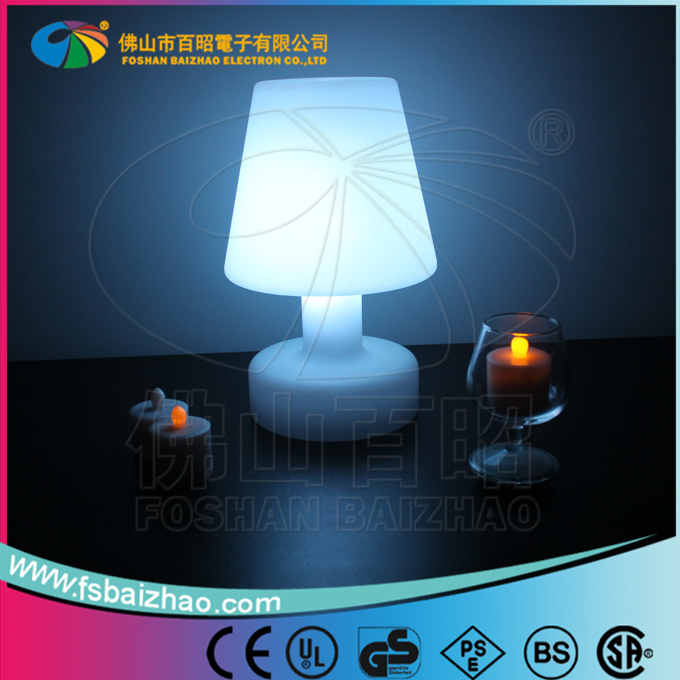 indoor battery operated led table lamp /rechargeable led table lamps/LED Table Light