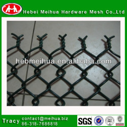 cheap price sale lowes price used galvanize chain link fencing (professional manufacturer)