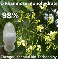 Organic Herbal Extract for HPLC 98% l-rhamnose 6155-35-7