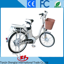 power motivation battery ladies electric bike with aluminum alloy frame