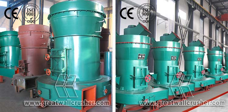 Great Wall YGM High Pressure Mill, Top quality grinding mill supplier