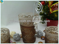 cylinder lamp glass,small lights,candelabra wrought iron,handmade wood lanterns