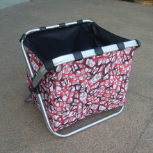 YY-19X01 Foldable storage cloth basket