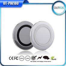 2015 new design UFO universal wireless charger for htc desire hd