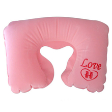 Wholesale Folding Neck Inflatable Rest Travel Pillow