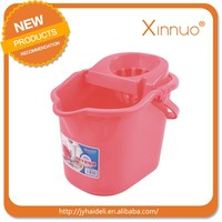 Recycled plastic mop bucket made in China,factory supply