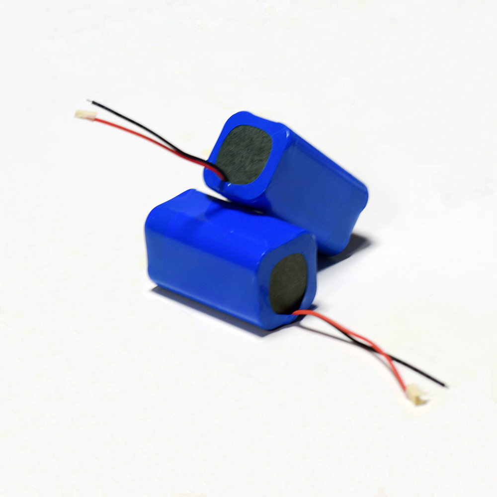 3.7V li-ion 18650 battery pack 5200mAh for portable devices