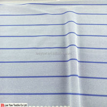 91% polyester 9% Spandex yarn fabric piece dyed PK oxford