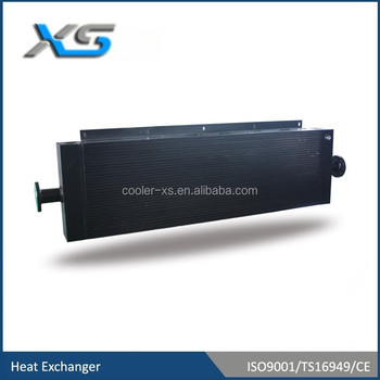 powder coating big size water cooler