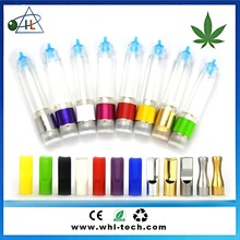 New Disposable cbd vape cartridge 0.4ml to 1.0ml optional 510 oil atomizer wickless dry herb ego ce3 atomizer