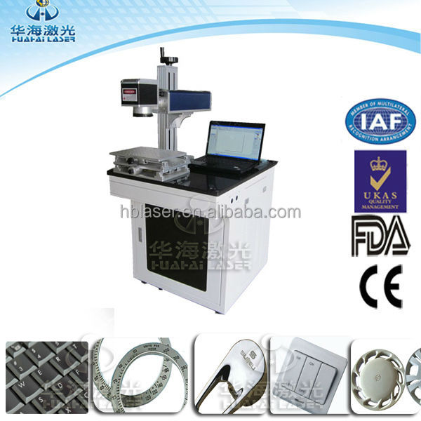 optical fiber Laser Marking Machine price PEDB-400B