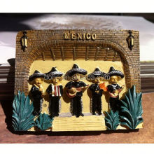 Waterproof NEW MEXICO SOUVENIR 3D RESIN FRIDGE MAGNET,custom 3d fridge magnets,shape fridge magnet ---DH20105
