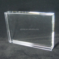 K9 blank crystal block 130*180*90 mm