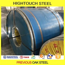 Iso Certification Rolled Stainless Steel Coils Eg 400 Series Stainless Steel Magnetic