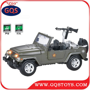 1:24 die-cast model military jeep for sale