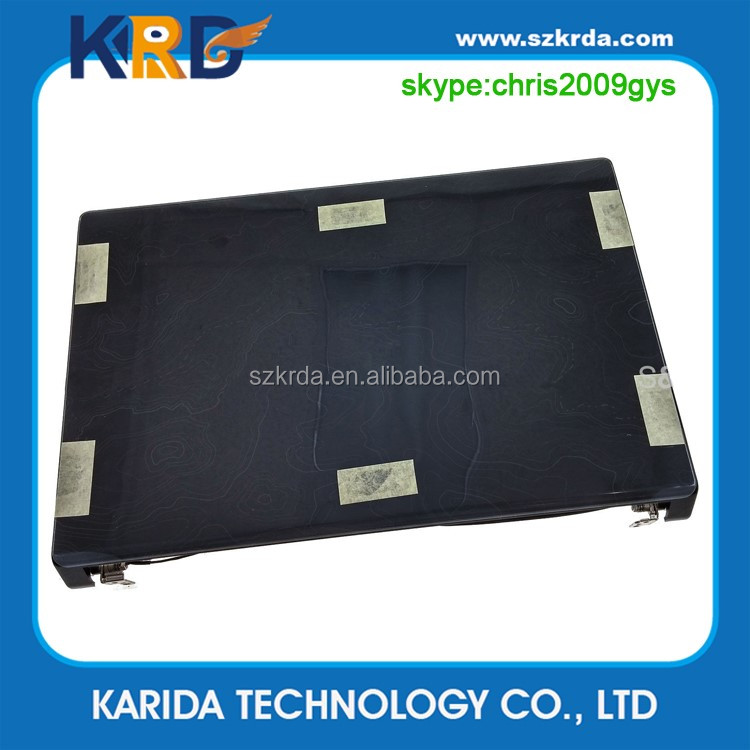 Brand New laptop top case for Dell Studio 1555 1557 1558 laptop lcd back cover+bottom case D