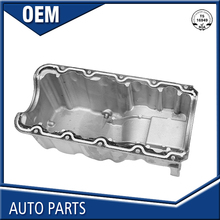 Auto parts car part with oil pan, high precision oil sump