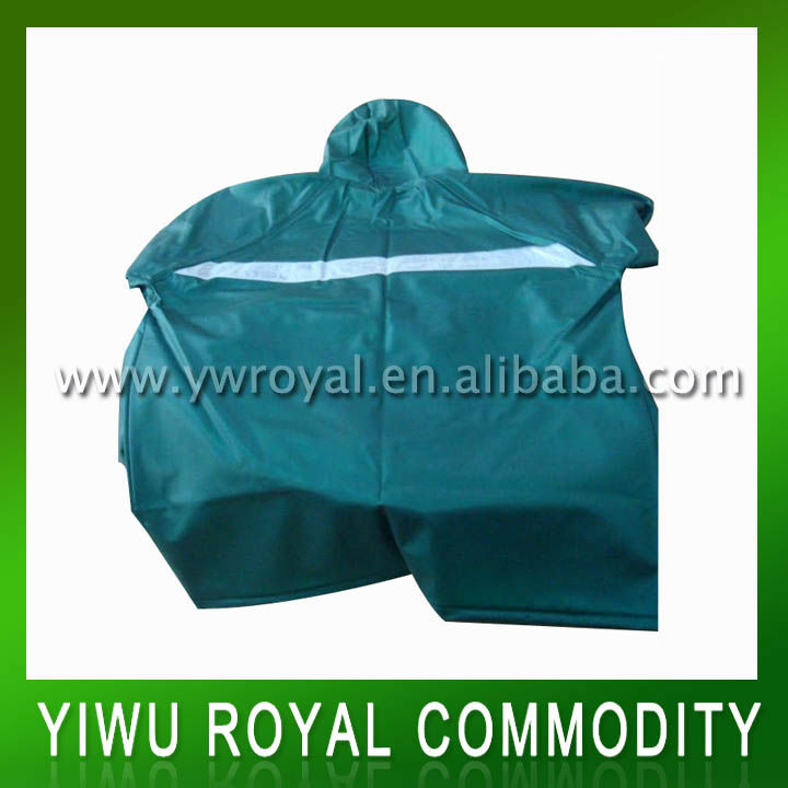 Polyester Waterproof Men's Rainwear