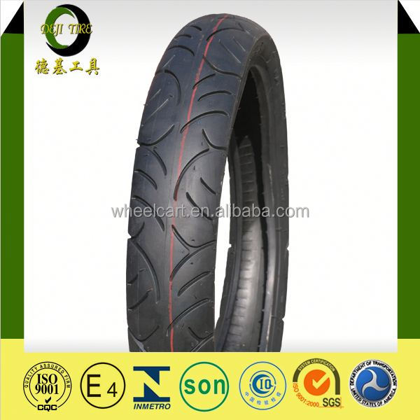 China Three Wheel Motorcycle Tire4.00-8 Best Sale