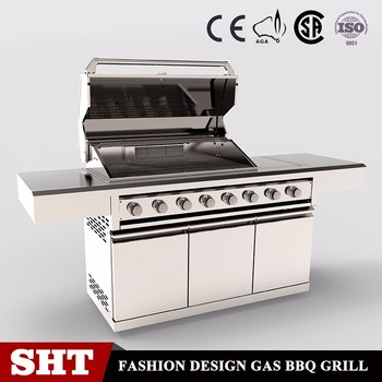 New Arrival!!! Professional bbq gas grill