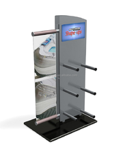retail shoes countertop display