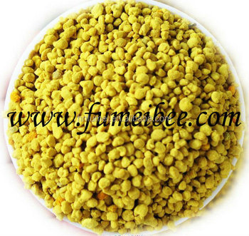 Natural bee pollen pellet from china