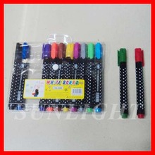 Promotion white board marker pens 12 colors for children