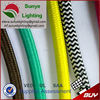 Customization Colorful approval stainless steel flat braided wire dongtai