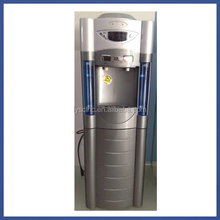 floor standing hot cold water dispenser and purifier with RO/UF
