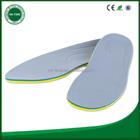 Cheap 2016 designer customized pu foam sport shoe insole china maker