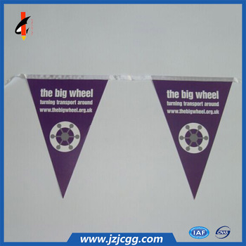 Plastic Bunting & String Flags