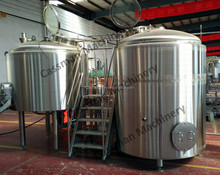hot sale 1000l red copper tank used brewery equipment/ red copper tank for sale