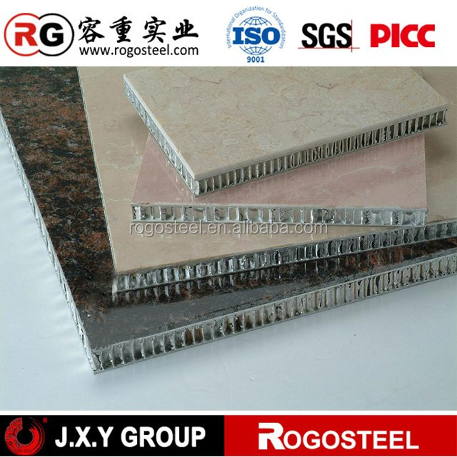 Honeycomb Core Foil Thickness 0.05mm building construction materials list with paper honeycomb core for sandwich panel