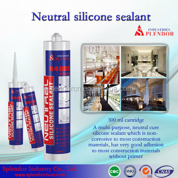 Silicone Sealant for rc boat catamaran hulls/ rebar adhesive silicone sealant supplier/ marble silicone sealant