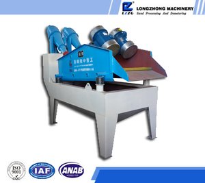 Hot sale High efficient fine sand recycling machine in wet sand recycle system