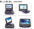 "7"" car pillow headrest monitor dvd player with mp3 mp4 radio usb sd"
