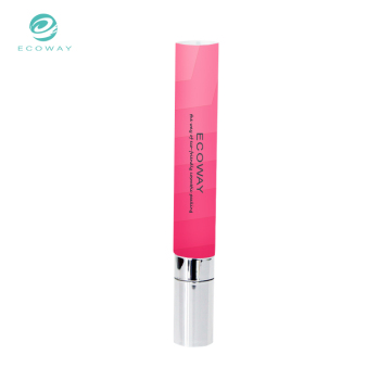Hot Sell Biodegradable Custom Color Empty Soft Plastic Cosmetic Packaging Tube For Cream