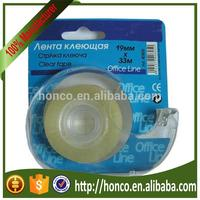 Valuable Supplier transparent bopp tapes made in China