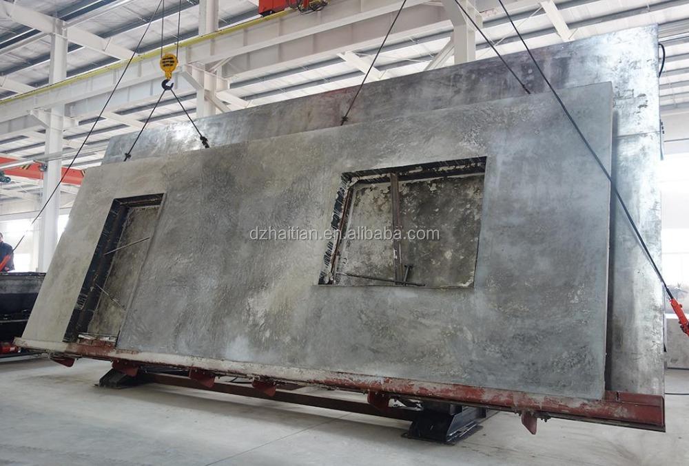 Precast Concrete Wall Panels Attachment : Precast wall panels table molds lightweight panel