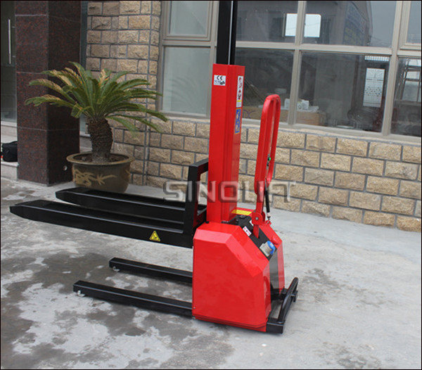 Hot - XSL Self-elevator Stacker with CE