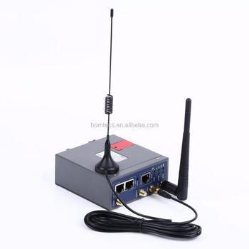 H21series Industrial M2M 3g wifi OpenWRT router