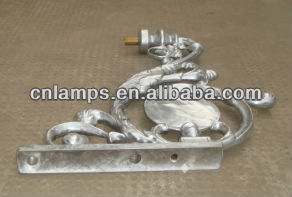 lighting poles bracket
