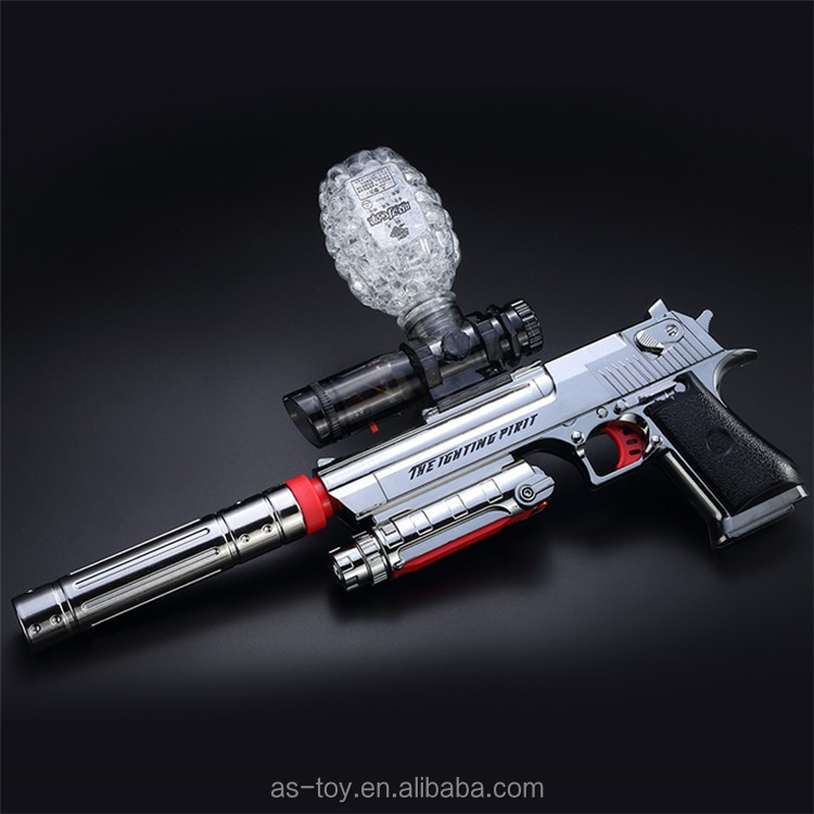 China hot selling product electric water soft bullet gun