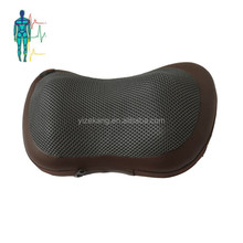 cooling seat cushion massage car and home thermal massager pillow