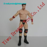 Custom small pvc action figure toy