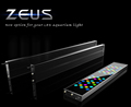 Ledzeal Zeus Series LED aquarium light All Aluminum build Full size models Smart Wifi control for Android&IOS