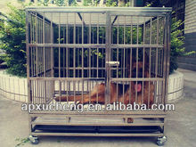Metal hot sale heavy duty outdoor dog cage